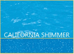 California Shimmer Pool Color by Barrier Reef